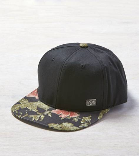 Black AEO Tropical Cap