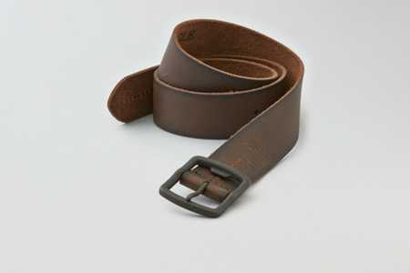 AEO Stitched Leather Belt