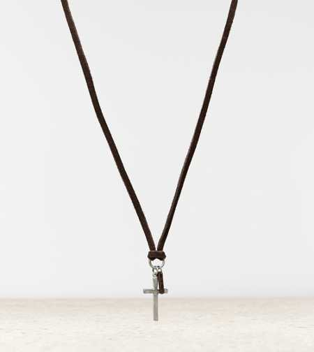 AEO Cross Necklace