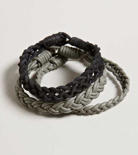AEO Braided Bracelet Set