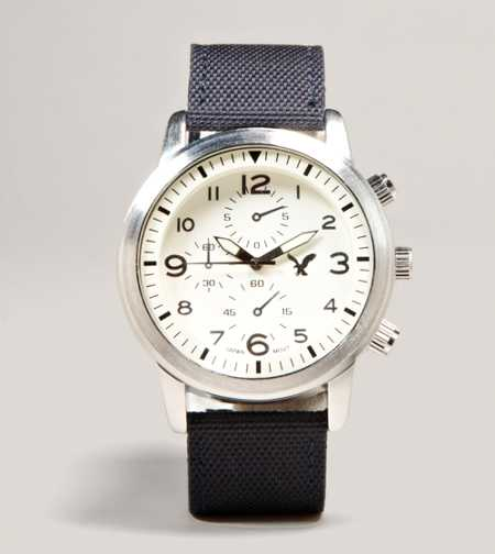 AEO Canvas Watch