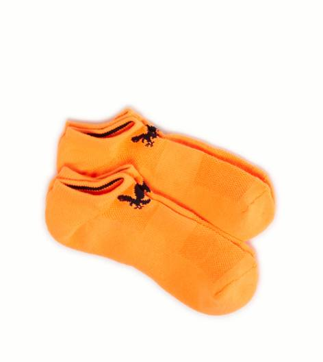 Victory Orange AEO Performance Low Cut Sock