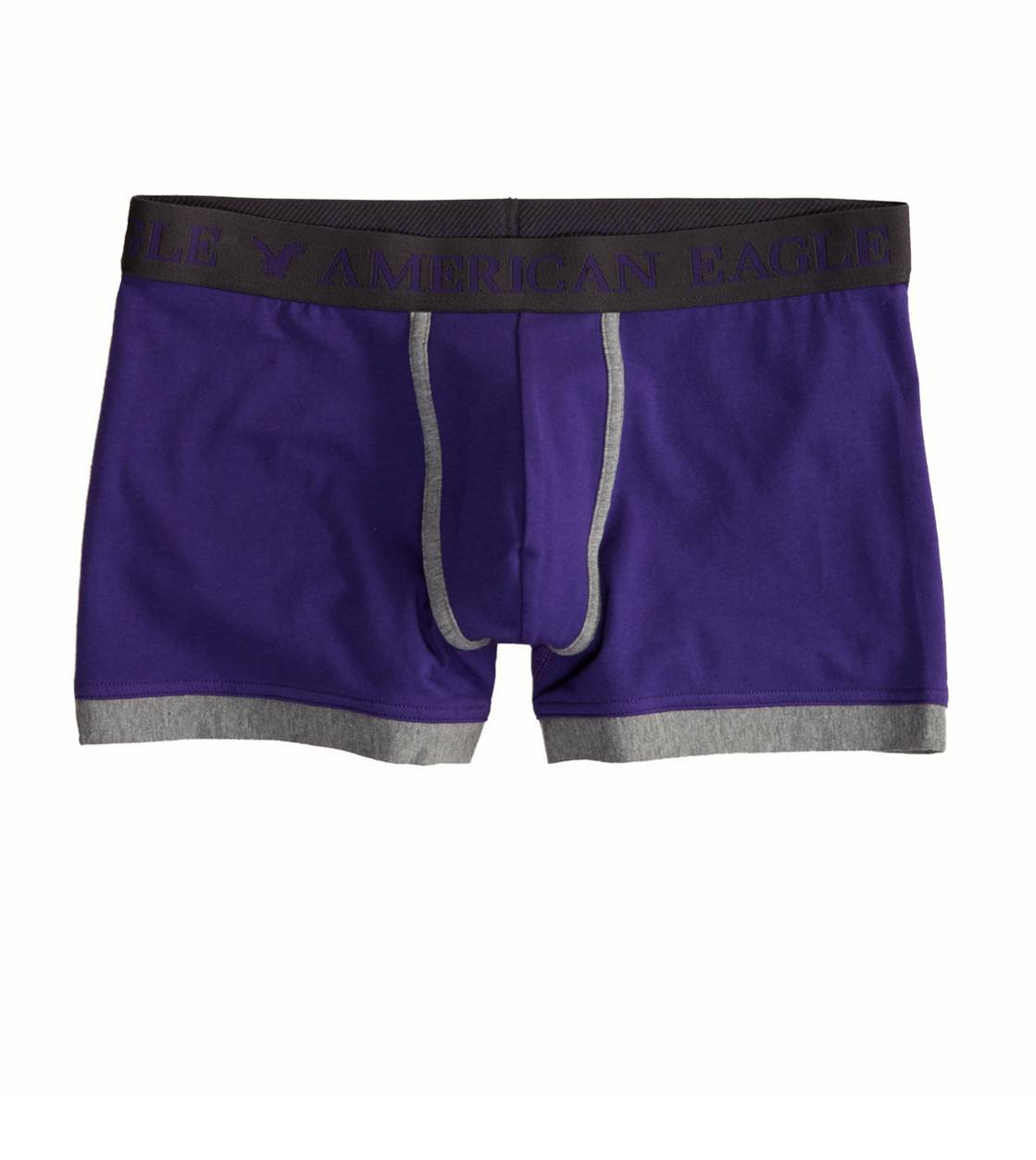 Purple Rain AE Colorblock Low Rise Trunk
