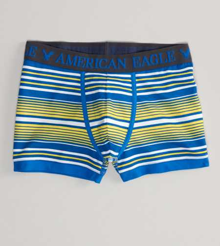 AE Striped Low Rise Trunk