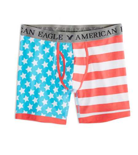 AEO Flag Athletic Trunk - 2 for $20