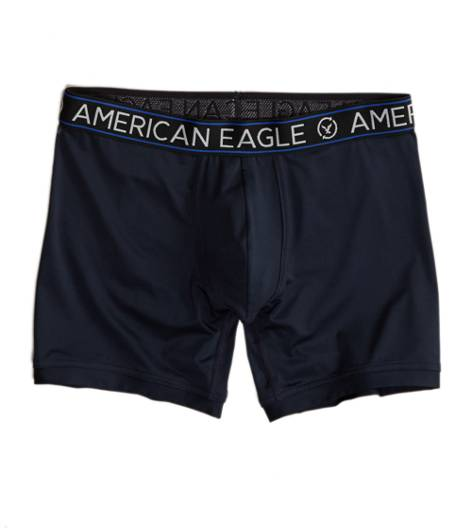 Peacoat Navy AE Longer Length Performance Trunk