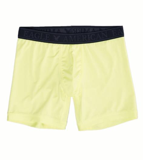Neon Yellow AEO Longer Length Performance Trunk