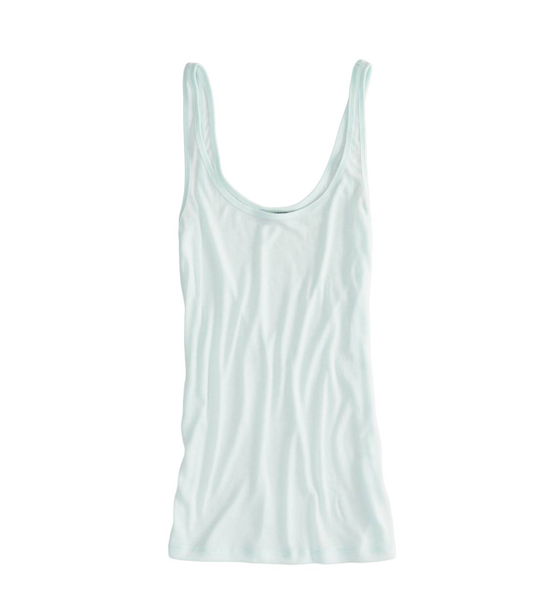 Ocean View AE Double Scoop Boyfriend Tank