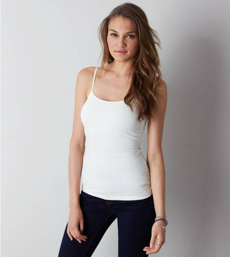 Chalk AEO Shelf Cami