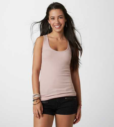 AE Boyfriend Tank - Take 40% Off