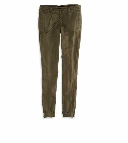 AE Surplus Linen Pant