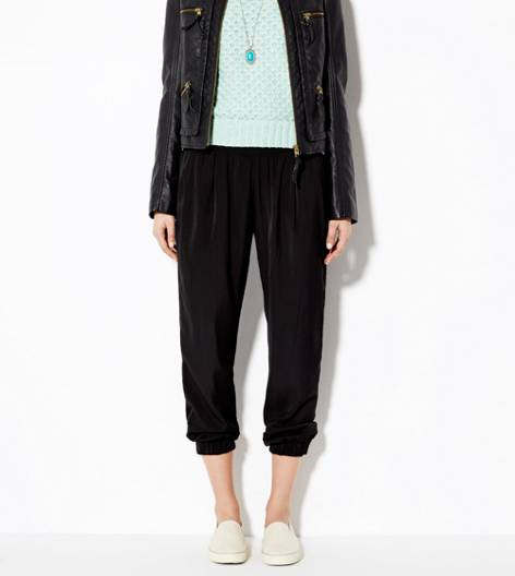 Black AE Soft Pant
