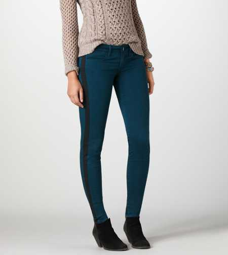 Sateen Jegging