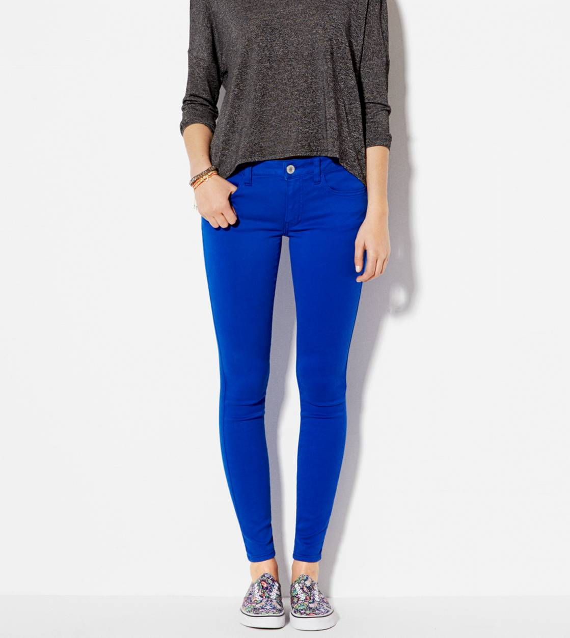 Blue Freedom Jegging Pant