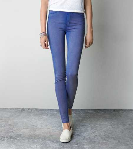 Sky High Jegging
