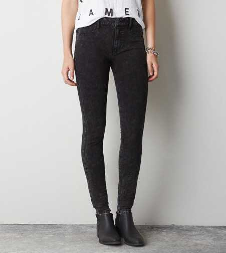 Hi-Rise Knit Jegging