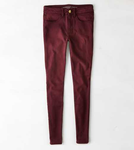 AEO Denim X Hi-Rise Jegging