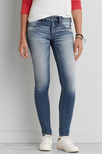 Super Soft Indigo Jegging - Buy One Get One 50% Off