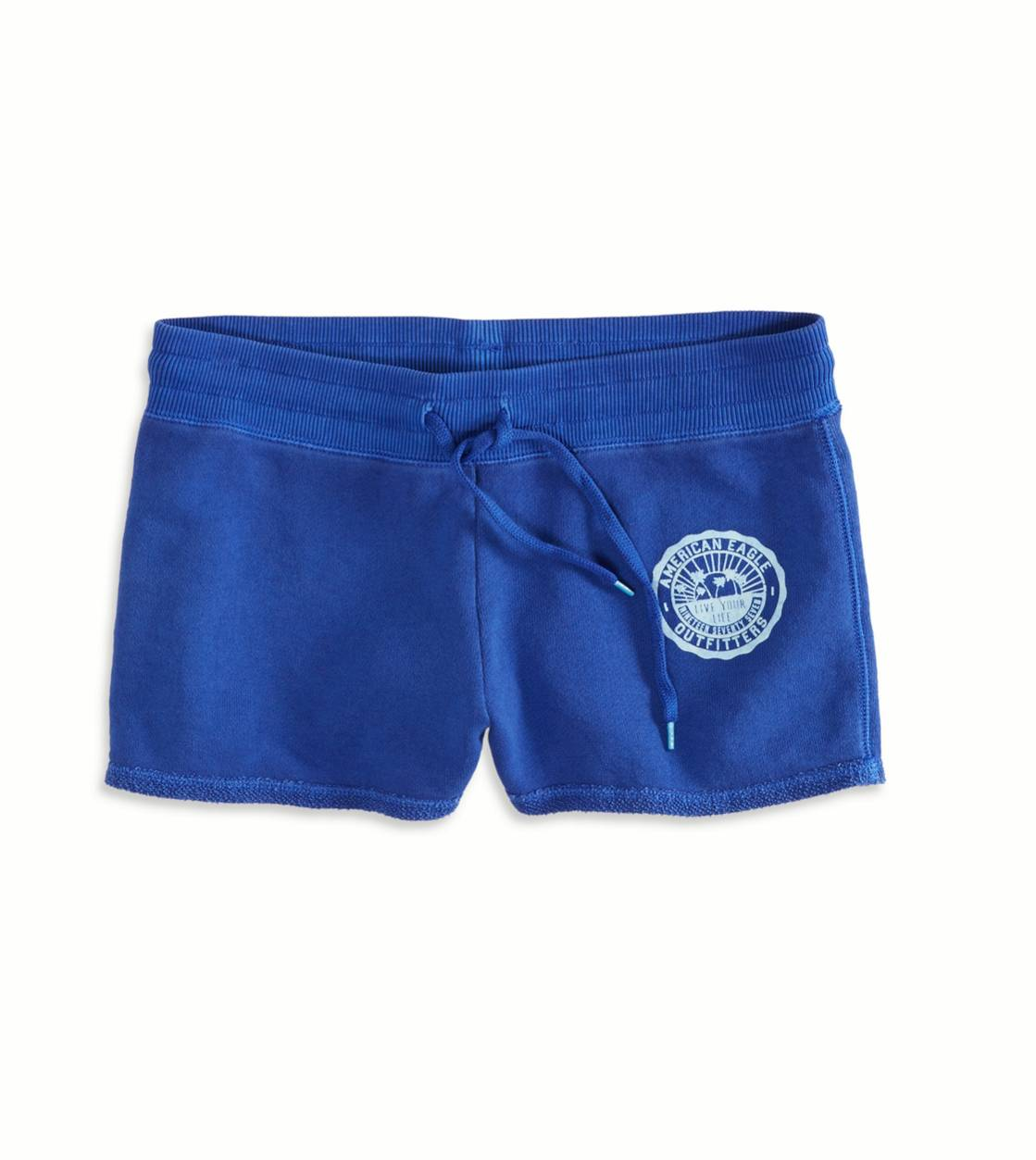 Electric Cobalt AE Signature Graphic Sweatshort