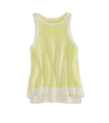 AE Ribbed Sweater Tank