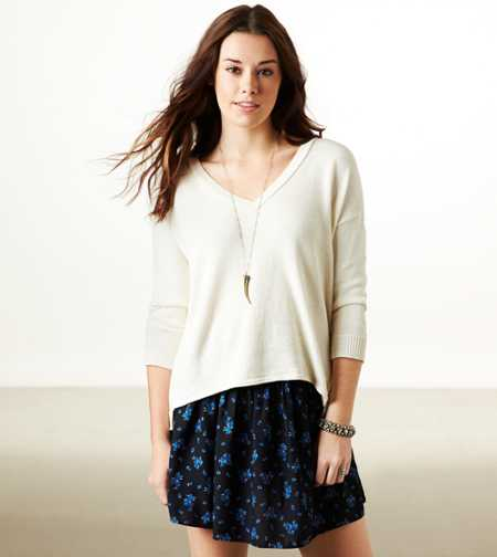 AE Easy V-Neck Sweater