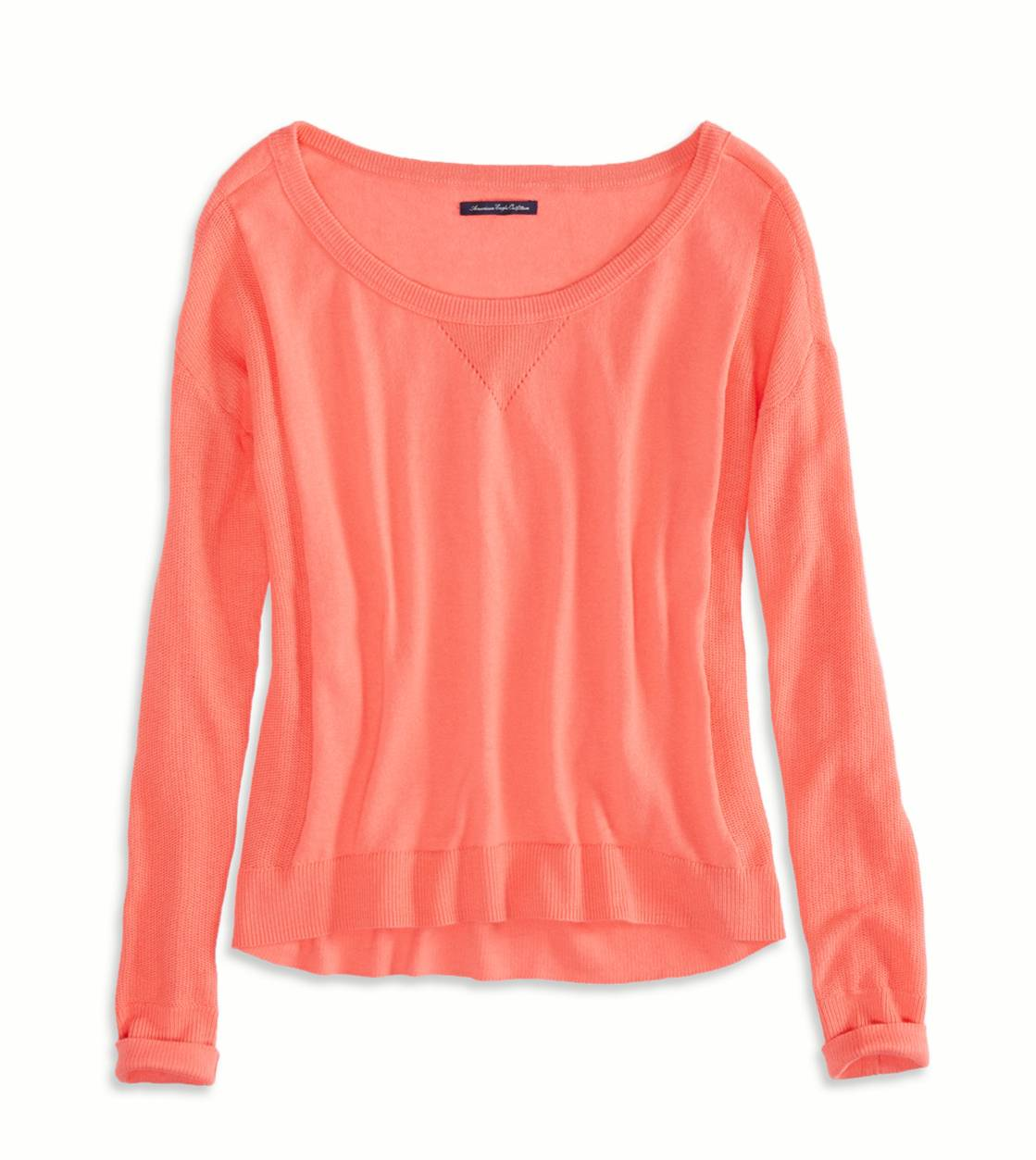 Coral AE Real Soft Fireside Sweater