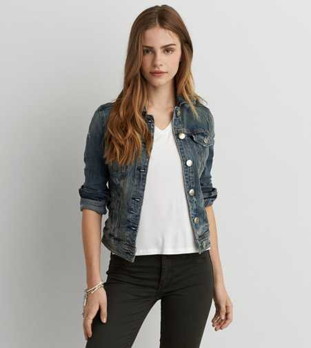 AEO Denim X Jacket