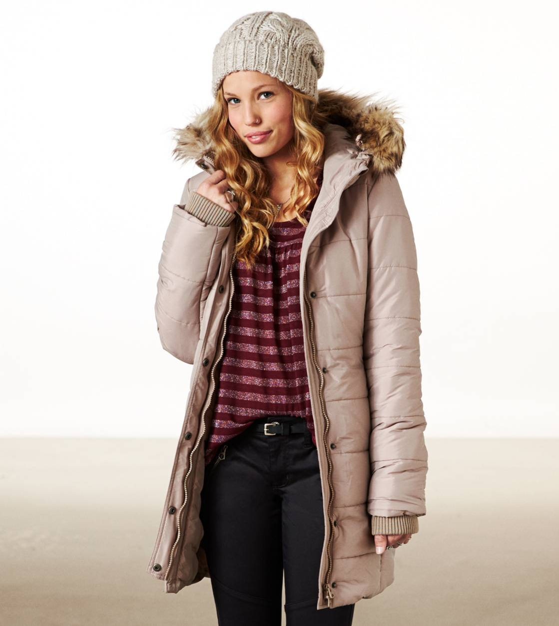 American Eagle Outfitters Women's Small Genuine Leather ...  Dog Jacket American Eagle Outfitters