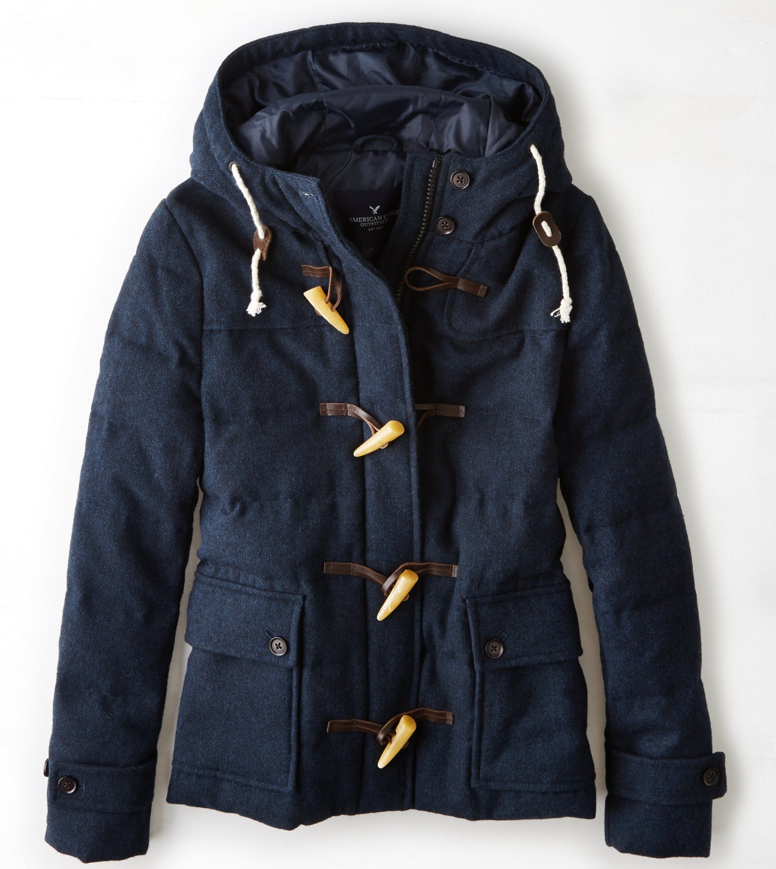 American Eagle Outfitters Jackets & Coats | American Eagle Blue Winter Ski Coat Small | Color: Blue | Size: S This Is A Great Coat For The Slopes! Has Vents On The Sides That Can Be Unzipped.