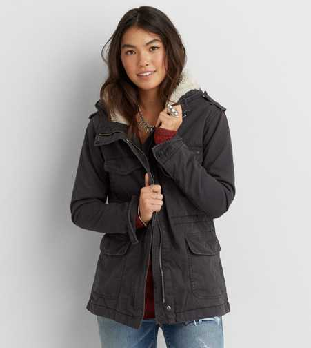 AEO Cotton City Parka
