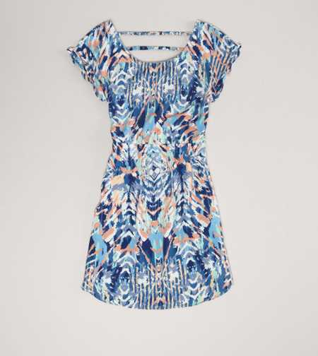 AE Printed Strappy Dress