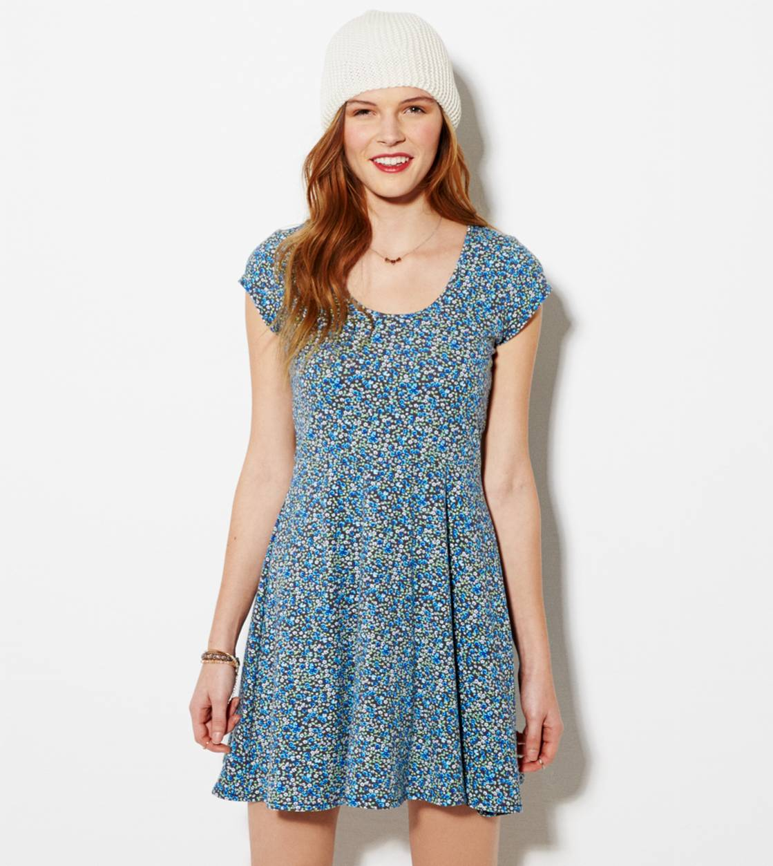 Blue AE Kate Dress