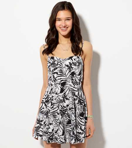 AE Printed Sundress - Buy One Get One 50% Off