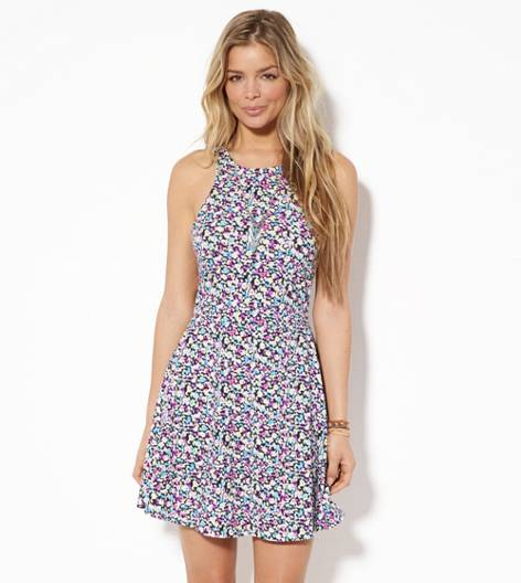 Floral AE Kate Dress
