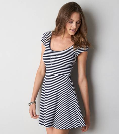 Navy AEO Kate Dress