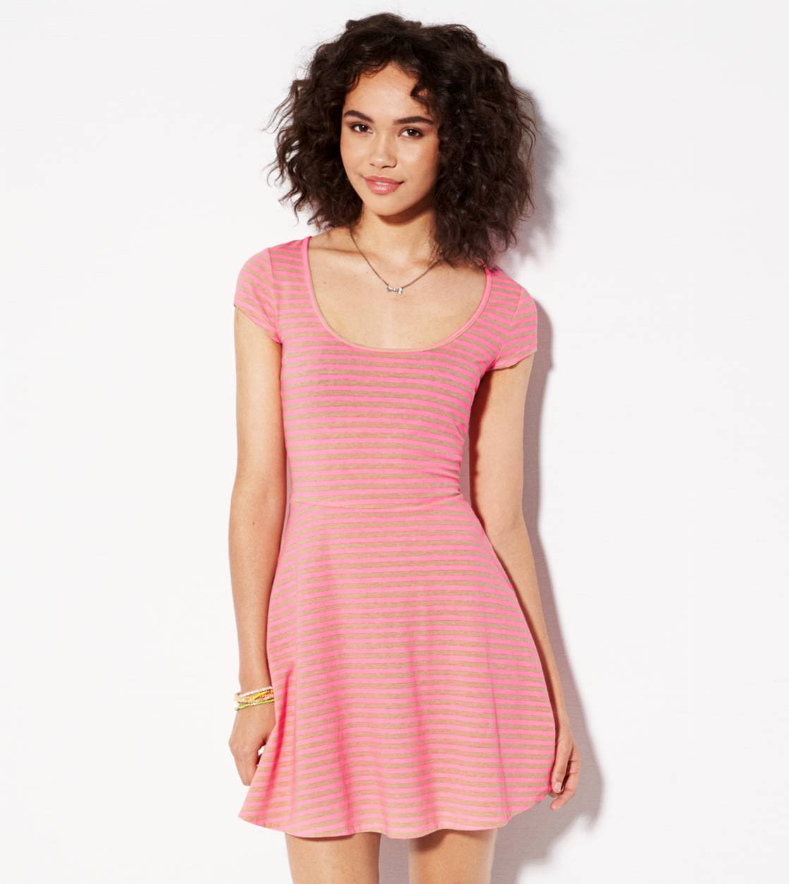 Pink AE Kate Dress