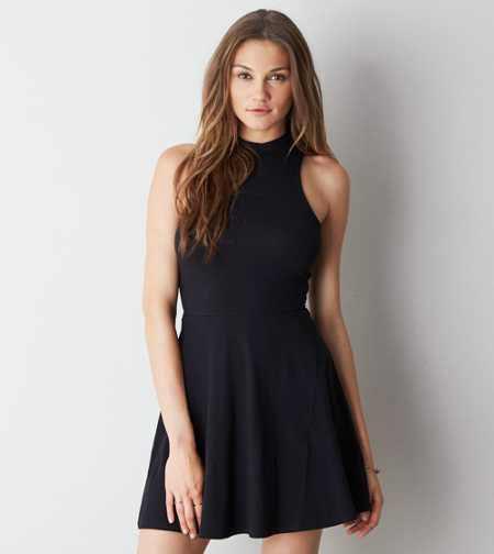 AEO Mock Neck Kate Dress