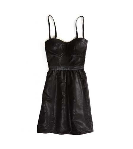 AE Shine Finished Corset Dress