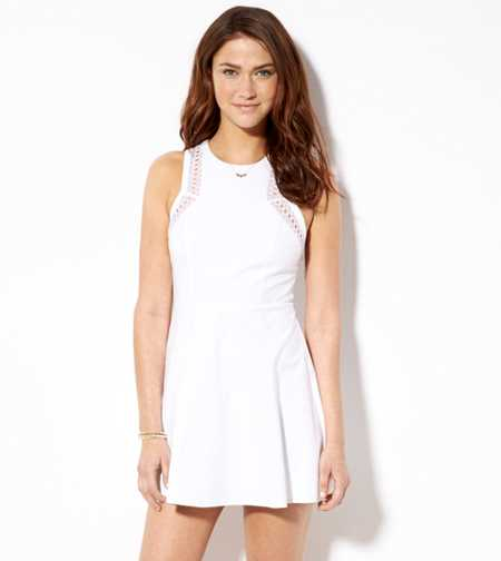 AE Crocheted Cutout Dress - Buy One Get One 50% Off