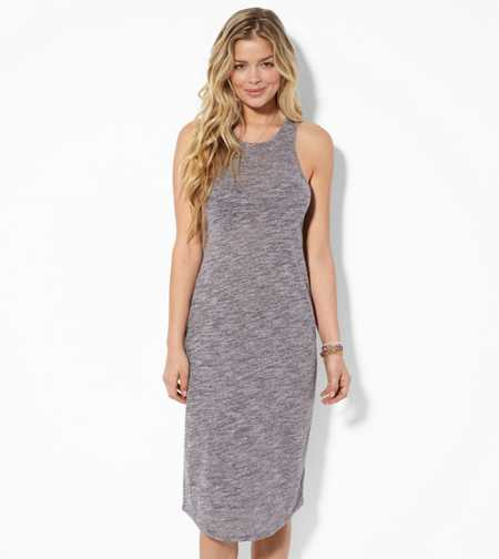 AE Heathered Bodycon Dress