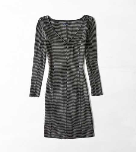 AEO Waffled Bodycon Dress