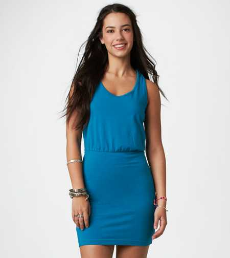 AE Flared Bodycon Dress