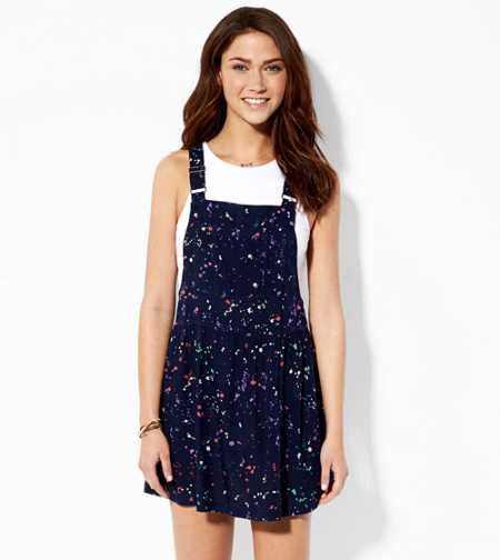 AE Soft Printed Dress-all - Buy One Get One 50% Off