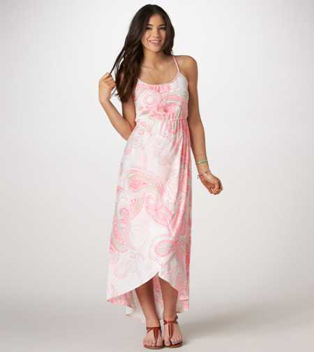 AE Paisley Maxi Dress