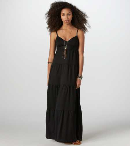 AE Tiered Maxi Dress