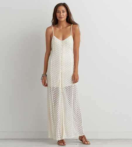 AEO Lace Maxi Dress  - Buy One Get One 50% Off