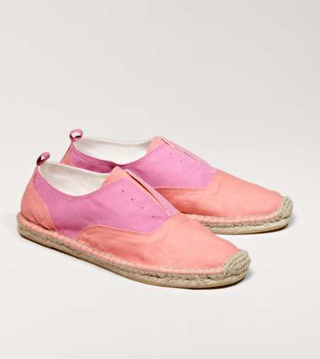 AEO Laceless Espadrille - Take 40% Off