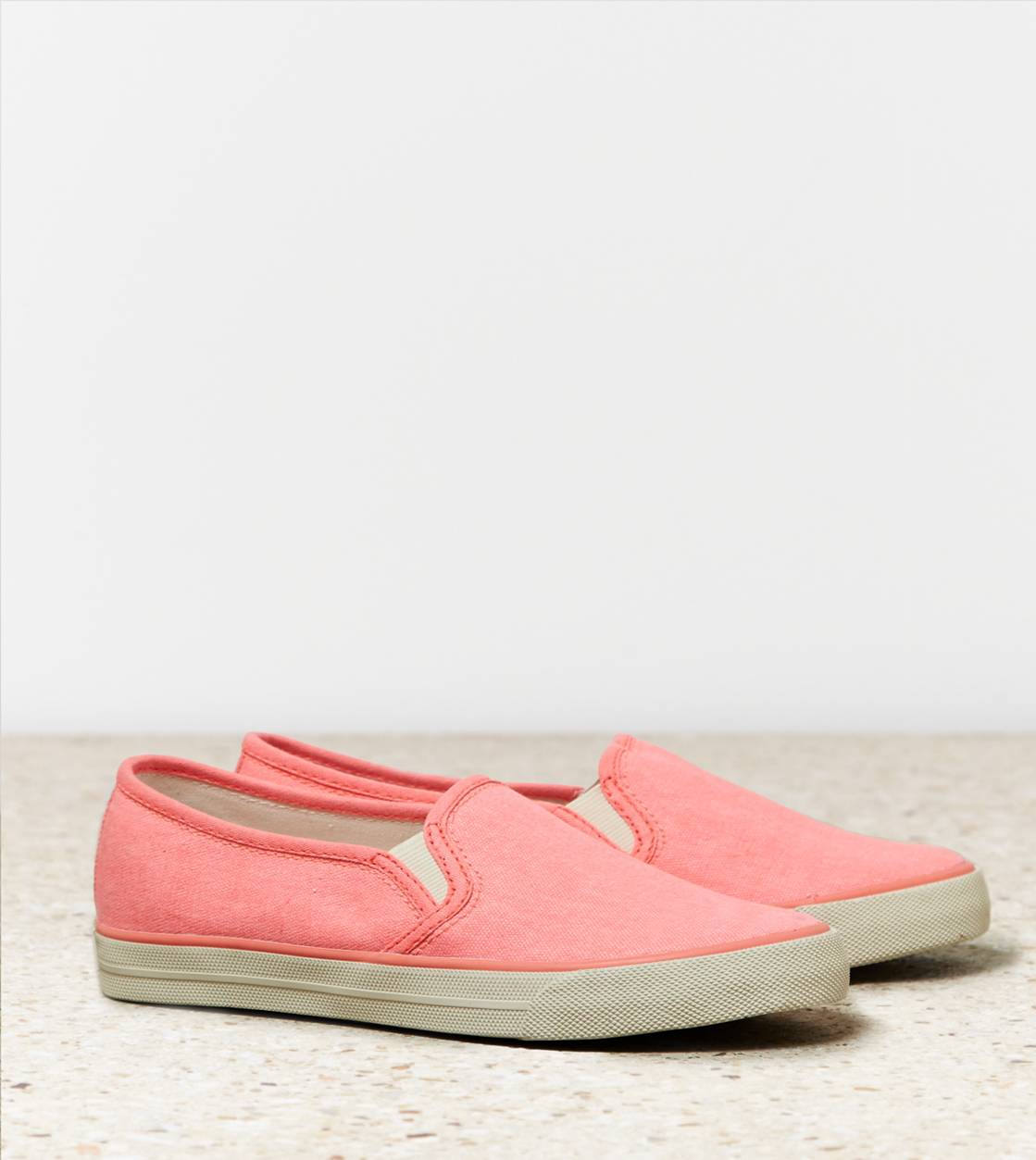 Knockout Pink AEO Slip-On Sneaker