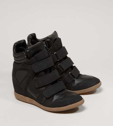 AEO Hidden Wedge Sneaker - Take 40% Off