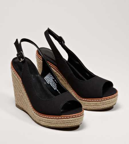 AEO Slingback Wedge - Free Shipping On Shoes